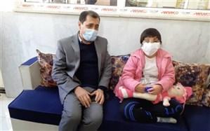 شناسایی و دستگیری عامل کودک آزاری کودک معلول در قزوین
