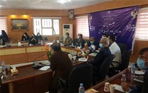 جلسه  مدیران دوره دوم متوسطه نظری شهرستانبوشهر برگزار شد