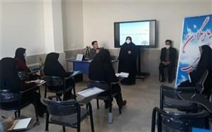 برگزاری جلسه توجیهی طرح یاریگران زندگی درآموزش و پرورش رودهن
