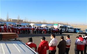 زلزله فرضی5.8 ریشتری زنجان را لرزاند