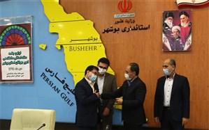 اداره کل آموزش و پرورش استان بوشهر، دستگاه برتر اجرایی طرح اوقات فراغت شد