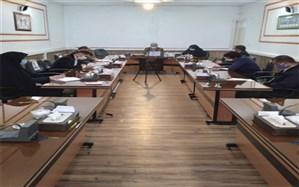 جلسه مشورتی معاونین پرورشی اداره آموزش و پرورش ناحیه یک یزد برگزار شد