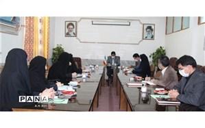 کارگاه آموزشی مدیران مدارس در معرض آسیب شهرستان پیشوا