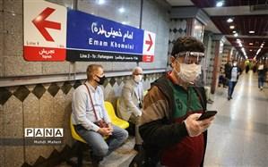 توصیههای ضدکرونایی وزارت بهداشت برای استفاده از مترو