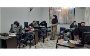 برگزاری عملی آزمون جامع گرافیک رایانه در ملارد