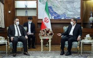 جهانگیری: برای حجم مبادلات ۲۰ میلیاردی ایران و عراق برنامهریزی کنیم