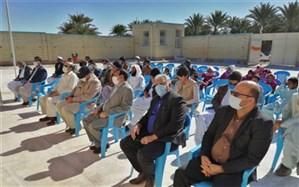 3 مدرسه خیری در دلگان افتتاح شد