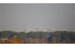 کیفیت هوای اصفهان در وضعیت قرمز است
