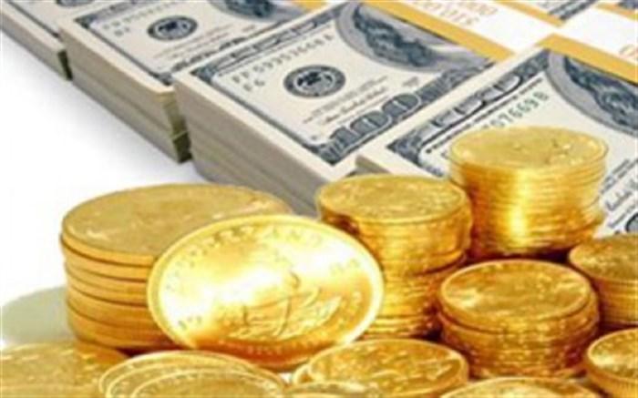 قیمت سکه، قیمت دلار و قیمت طلا