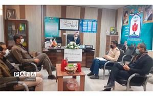 شورای برنامه ریزی سازمان دانش آموزی  شهرستان شادگان تشکیل شد