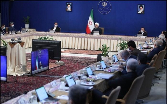 روحانی: واکسیناسیون با ورود نخستین محموله خریداری شده ظرف هفته های آینده آغاز میشود