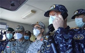 آغاز رزمایش اقتدار دریایی ۹۹ نیروی دریایی ارتش