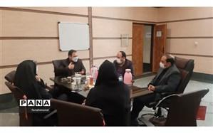برگزاری  جلسه ستاد دهه مبارک فجر در کانون فرهنگی تربیتی آفتاب