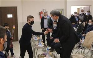 بازدید «جواد حسینی» از مدرسه استثنایی ناشنوایان زندهیاد علینقیان شهر اصفهان
