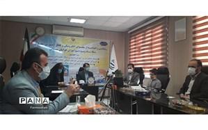 رونمایی از محتوای الکترونیکی در شبکه شاد ویژه نوآموزان در خراسان شمالی