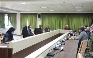 جلسه شورای سیاستگذاری سومین جشنواره موسیقی کلاسیک ایرانی برگزار شد