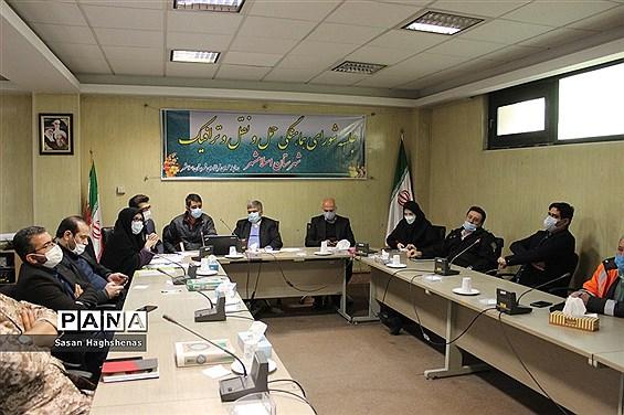 شورای هماهنگی حمل و نقل و ترافیک شهرستان اسلامشهر