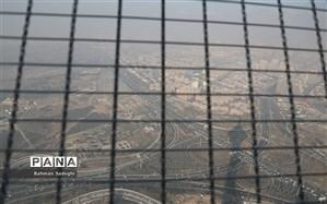 شاخص آلودگی هوا در برخی نقاط تهران از مرز ۲۰۰ عبور کرد