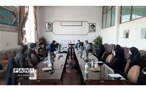 برگزاری کارگاه آموزشی مشاوران مدارس شهرستان پیشوا