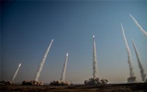 برگزاری رزمایش پیامبر اعظم(ص) ۱۵ سپاه با اجرای عملیات ترکیبی موشکی و پهپادی
