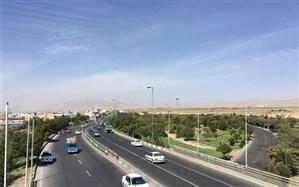 اجرای طرح ساماندهی و روان سازی ترافیک در ورودی شمالغرب تبریز