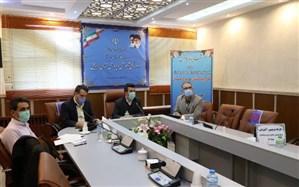 برگزاری نشست ویدئو کنفرانس با موضوع تبیین و تشریح فعالیتهای اداره مشاوره تربیتی و تحصیلی در اردبیل