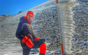 «پسر کوهستان»؛ جوان معلولی که به قله کوه صعود میکند