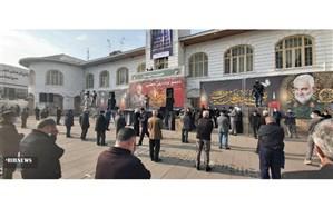 اجتماع فاطمیون در گیلان، با رعایت شیوه نامه های بهداشتی برگزار شد