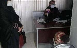 غربالگری بینایی کودکان 3 تا6 سال  در ورامین