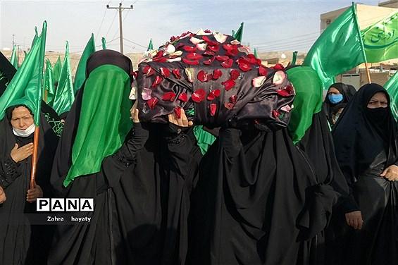 مراسم بزرگداشت سرلشکر شهید اسماعیل دقایقی در شهرستان امیدیه