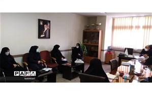 برگزاری جلسه شورای پرورشی و تربیت بدنی منطقه 4 تهران