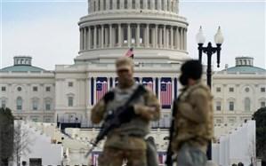 واشنگتن دیسی در آستانه مراسم تحلیف؛ پایتخت یا پادگان؟