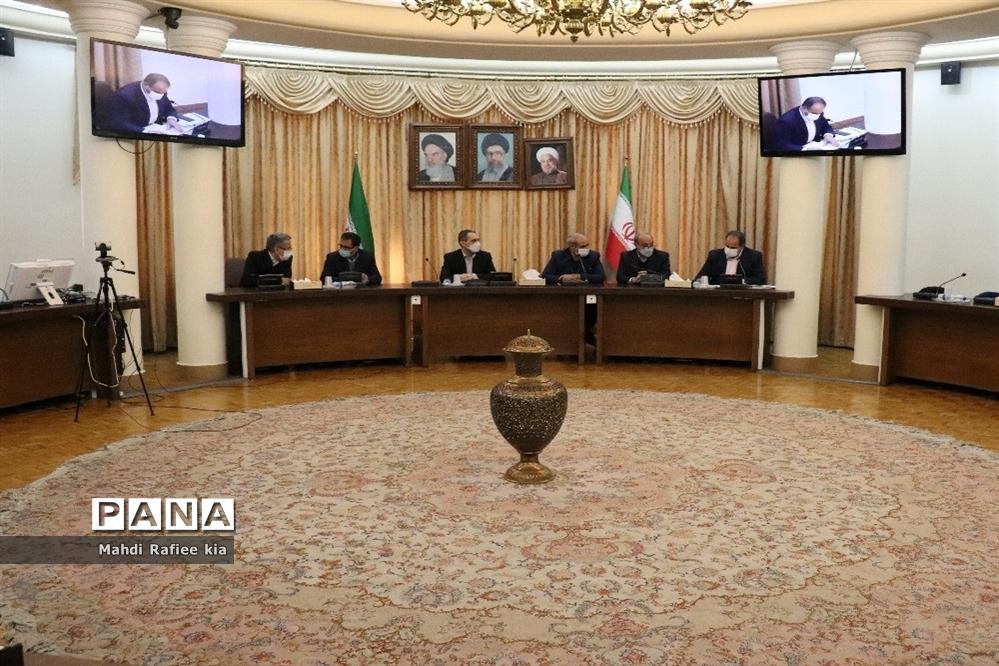 برگزاری جلسه شورای پشتیبانی سوادآموزی آذربایجان شرقی