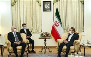 رایزنی واعظی و مصطفیاُف برای توسعه روابط ایران و آذربایجان
