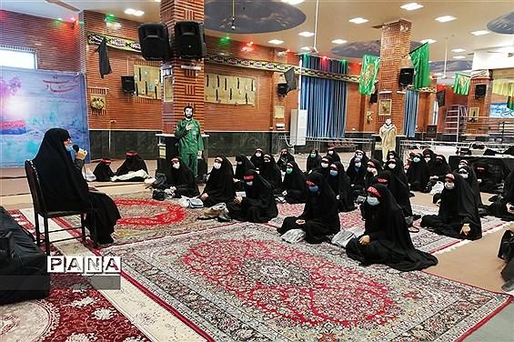 جهاد دختران آیندهساز در شهرقدس