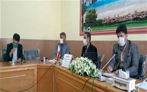 جلسه توجیهی طرح دانش آموز تراز انقلاب اسلامی برگزار شد