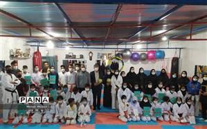 تجلیل از ورزشکاران و مربیان فرهنگی- ورزشی در منطقه جره و بالاده