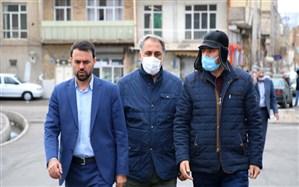 اتصال خیابان قدس به بهار با تکمیل مسیرگشایی فاز دوم شهید میلانی
