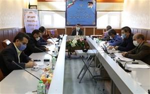 برگزاری نشست کمیته علمی- اجرایی نماد در استان اردبیل