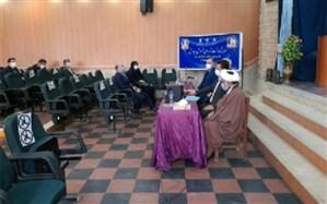 برگزاری جلسه طرح نماد در سالن بصیرت جوادآباد