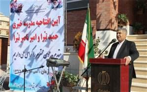 احداث82 کلاس درس تا مهر1400 درشهرستان اسلامشهر