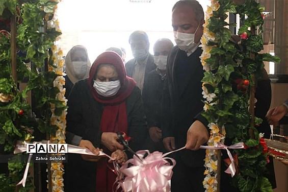 مراسم افتتاح مدرسه خیرساز خانواده تبرا درشهرستان اسلامشهر