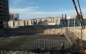 احداث ۲ مرکز سپتیک و لولهگذاری شبکه آب خام در شرق تبریز