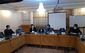 جلسه هماهنگی بازدید وزارتی از استان زنجان برگزار شد