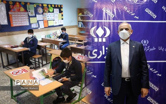 از نحوه بازگشایی مدارس تا حضور وزیر آموزش و پرورش در سازمان دانشآموزی