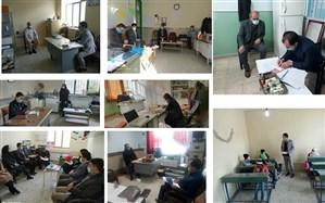 بازدید بازرسان وزارت آموزش وپرورش از فعالیت های آموزشی و پرورشی مدارس منطقه شاهرود