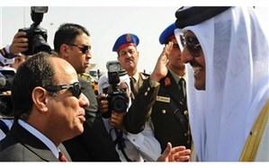 مصر و قطر روابط دیپلماتیک خود را از سر گرفتند