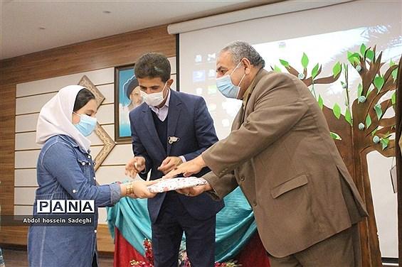 جلسه مراقبین سلامت شهرستانهای بوشهر، تنگستان، دلوار و خارگ