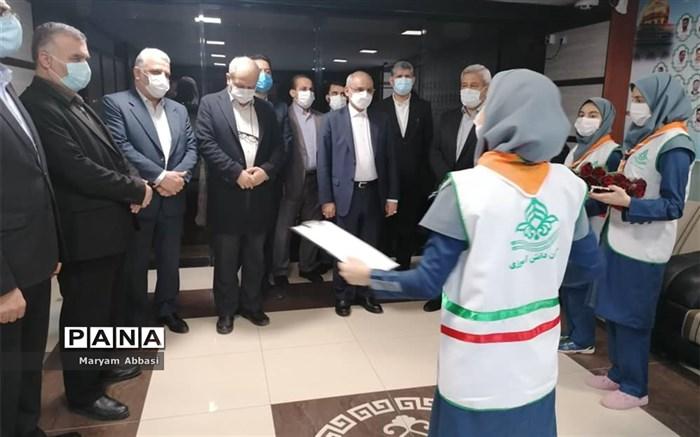 وزیر آموزش و پرورش وارد استان خوزستان شد