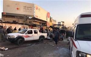 انفجار انتحاری در بغداد با 28 کشته و 73 زخمی